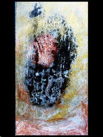 Malerei, Abstrakt, Maya,