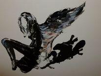 Engel, Figural, Abstrakt