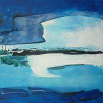 Meer, Struktur, Paradies, Blau