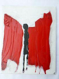 Malerei, Abstrakt, Figural