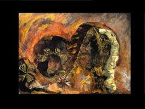 Malerei, Abstrakt, Unendlich