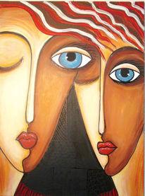 Malen, Zeitgenössisch, Acrylmalerei, Design