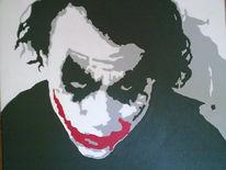 Malerei, Figural, Joker