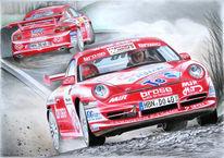 Gt3, Dobberkau, Porsche, Zeichnungen