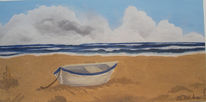 Himmel, Sand, Strand, Maritim