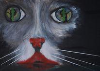 Augen, Tiere, Malerei