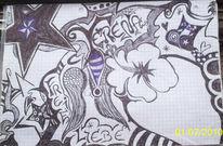 Fantasie, Abstrakt, Liebe, Blumen