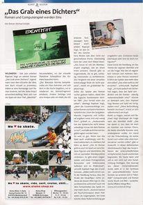 Identität, Pc game, Freizeitschrift, Artikel