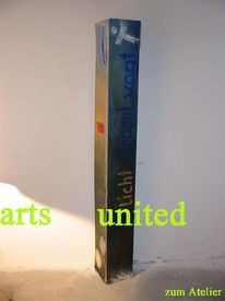 Arts united, Logo, Avatar, Design