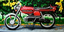 Kreidler, Moped, 50ccm, Motorrad