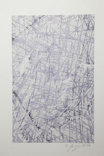 Grafik, Abstrakt, Davor