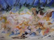 Strand, Gemälde