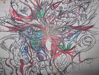 Zeichnungen, Abstrakt, Schönheit