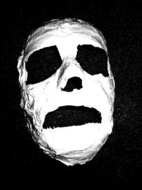 Maske gibs, Kunsthandwerk