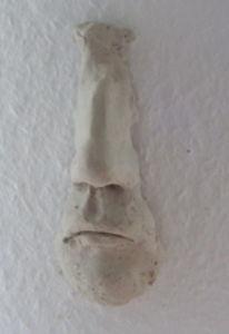 Skulptur, Profil, Büste, Markant