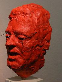 Skulptur, Gesicht, Geschenk, Individuell