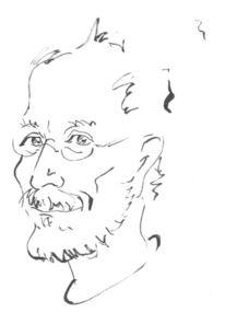 Hut, Skultur, Schnitt, Portrait