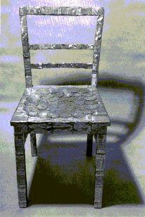 Plastik, Stuhl