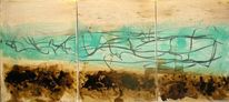 Triptychon, Divoart, Modern, Di vora anneliese
