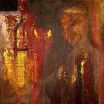 Strafe, Malerei, Zorn, Kirche