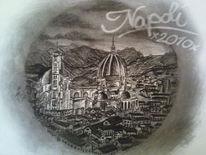 Zeichnung, Napoli