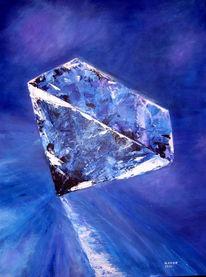 Brillianz, Lichtbrechung, Diamant, Strahlen