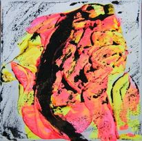 Acrylmalerei, Inspiration, Abstrakt, Malerei