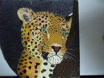 Natur, Tiere, Portrait, Malerei