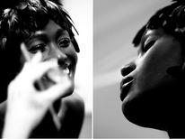Schön, Model, Fotografie, Beautyshooting