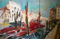 Venedig, Wasser, Marsch, Feuerwehr
