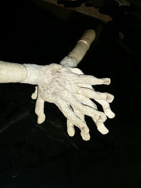 Hand, Handinhand, Trost, Plastik