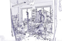 Skulptur, Atelier, Digitale kunst,