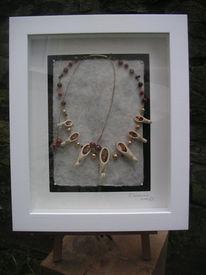 Zeitgenössisches amulett, Reliquienschrein, Füllhorn, Jaspis
