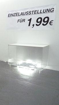 Erik weiser, Düsseldorf, Ausstellung, Einzelausstellung