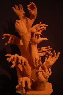 Keramik, Sinfonie, Keramikskulptur, Dirigent