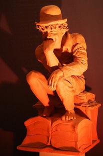 Tonplastiken, Kleinplastik, Skulptur, Rodin