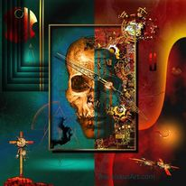 Mythologie, Glaube, Traum, Kreuz