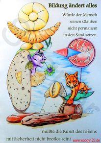 Fuchs, Heilung, Kultur, Wachstum