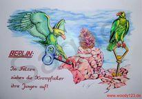 Felsen, Natur, Vogel, Adler