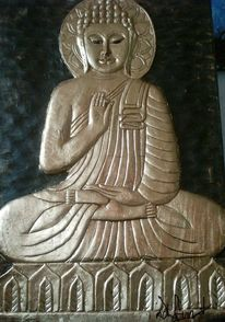 Plastik, Buddha