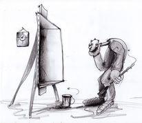 Inspiration, Zeichnungen,