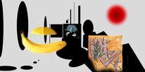 Digitale kunst, Platz, Fantasie