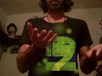Mandtgreen, Digital mandtshirt, Design, Textil