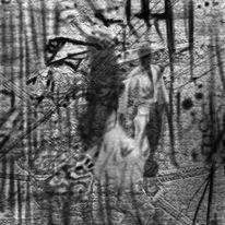 Indyftrank, Digitale kunst, Studie