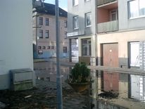 Köln, Anrheiner, Rheinhochwasser2011, Überschwemmung