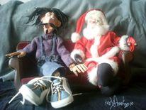 Fotografie, Weihnachtsmann