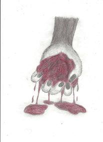 Blut Herz Malerei 19 Bilder Und Ideen Malen Auf Kunstnet