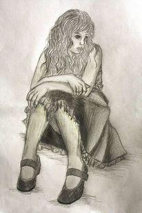 Allein, Einsamkeit, Traurig, Tränen