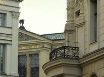 Baukunst, Halle, Universität, Saale