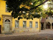 Moritzburg, Kunstfotografie, Renaissanceportal, Halle
